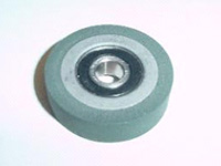 2-011-80-2510 ролик задньої торцовки розмір: D=37 мм до верстатів: KDx2xx, KDx3xx, KDx4xx, KDx5xx, KDx6xx, KD67