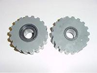 2-250-19-4040 ролик притискної балки розмір: D=18 мм до верстатів: KDx2xx, KDx3xx, KDx4xx, KDx5xx, KDx6xx, KD75