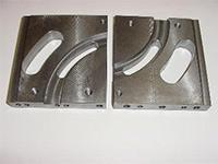 3-604-16-5450 пластина заднього торцювального агрегату до верстатів: KDx1xx, KDx2xx, KDx3xx, KDx4xx, KDx5xx, KDx6xx, KD67