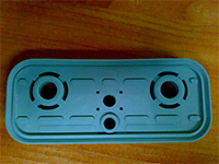 4-011-11-0119 накладка фрикційна верхня 120X50X7