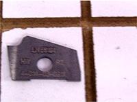 4-014-03-0311 змінна пластинка ліва до фрези розмір: GERADE / R2 до верстатів: KDx1xx, KDx2xx, KDx4xx,