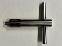 F0400.0512 ключ зубчастий для зняття осн/підр.