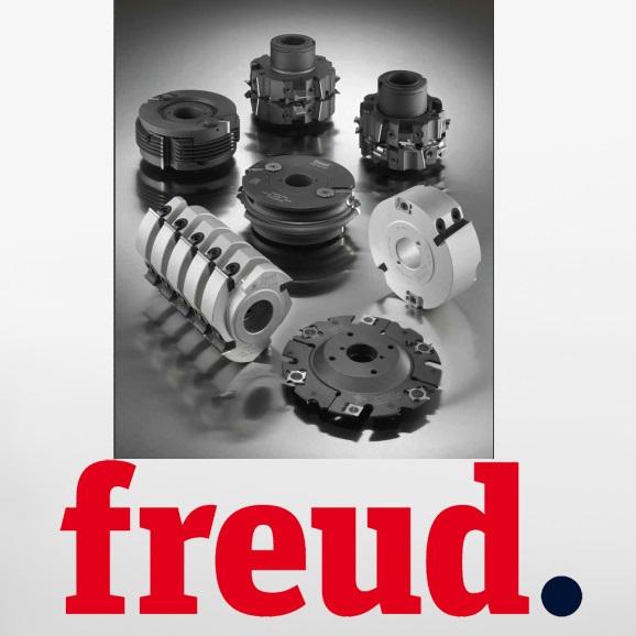 Каталог фрези Freud