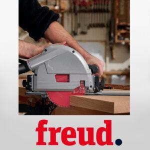 Каталог дискових пил FREUD для маятникових торцовок та електропил з протяжкою
